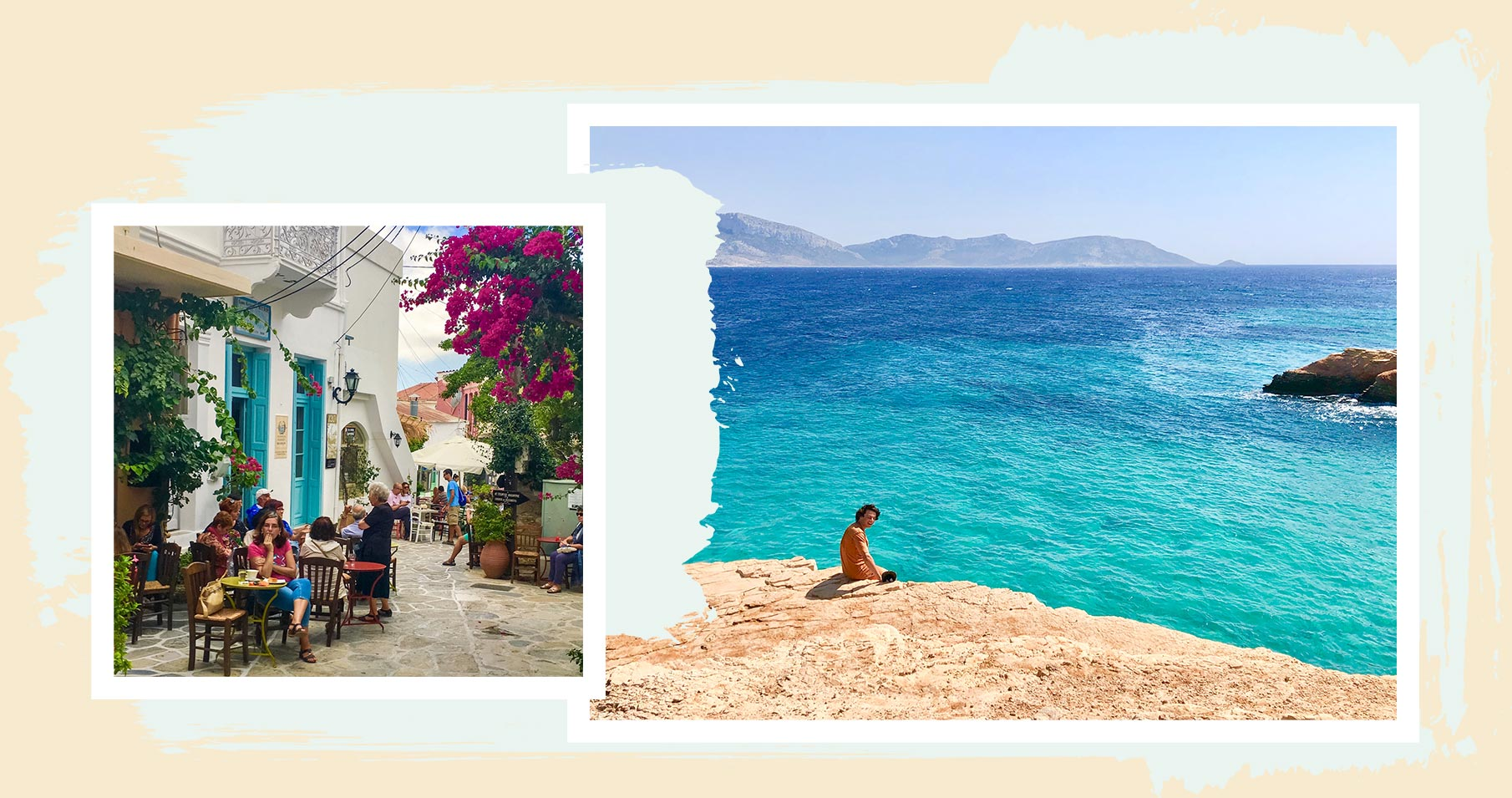 Photos from a Painting Retreat in Greece