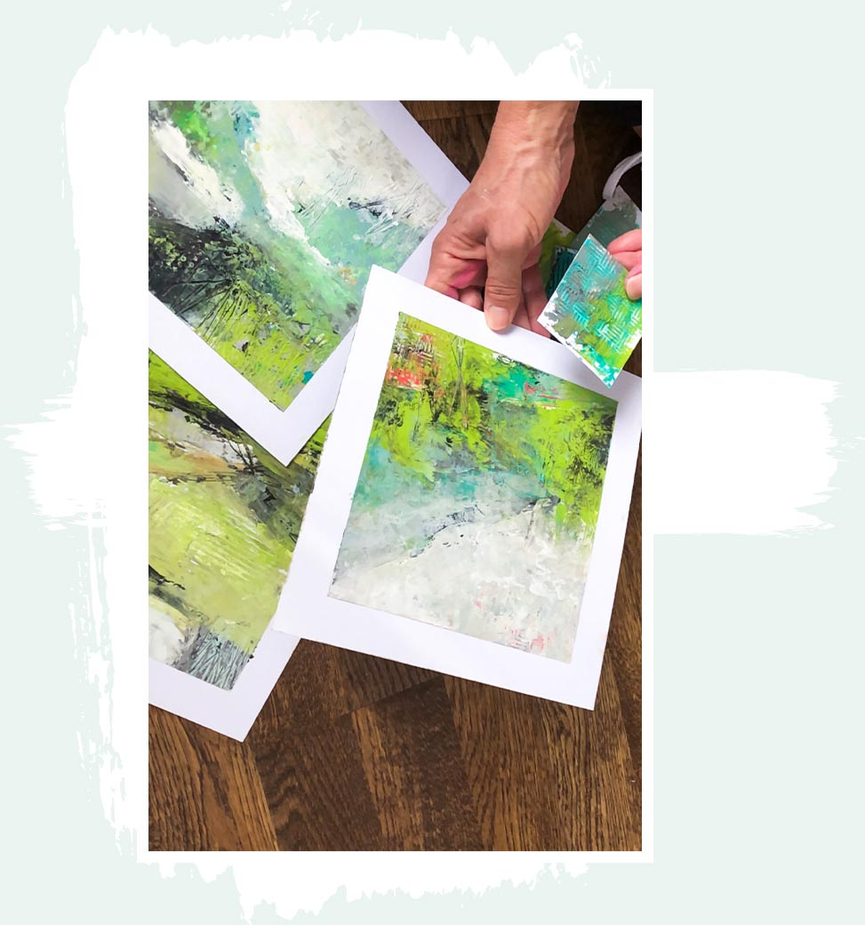 abstract painting online courses